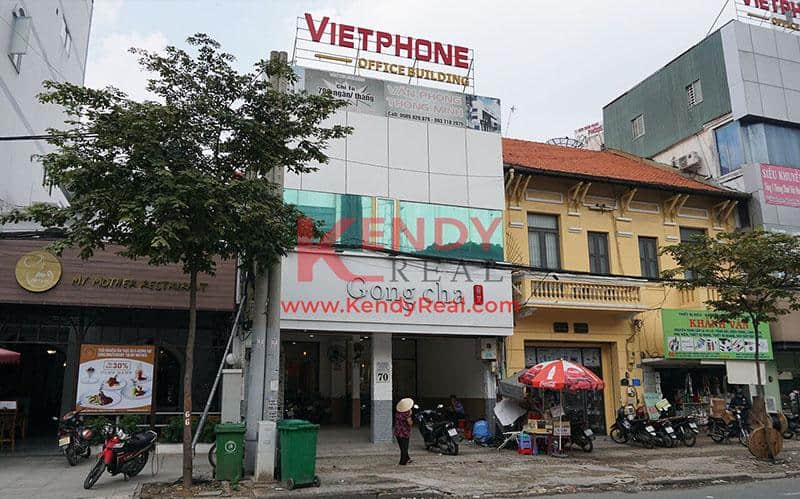 Tòa nhà Vietphone Office Building
